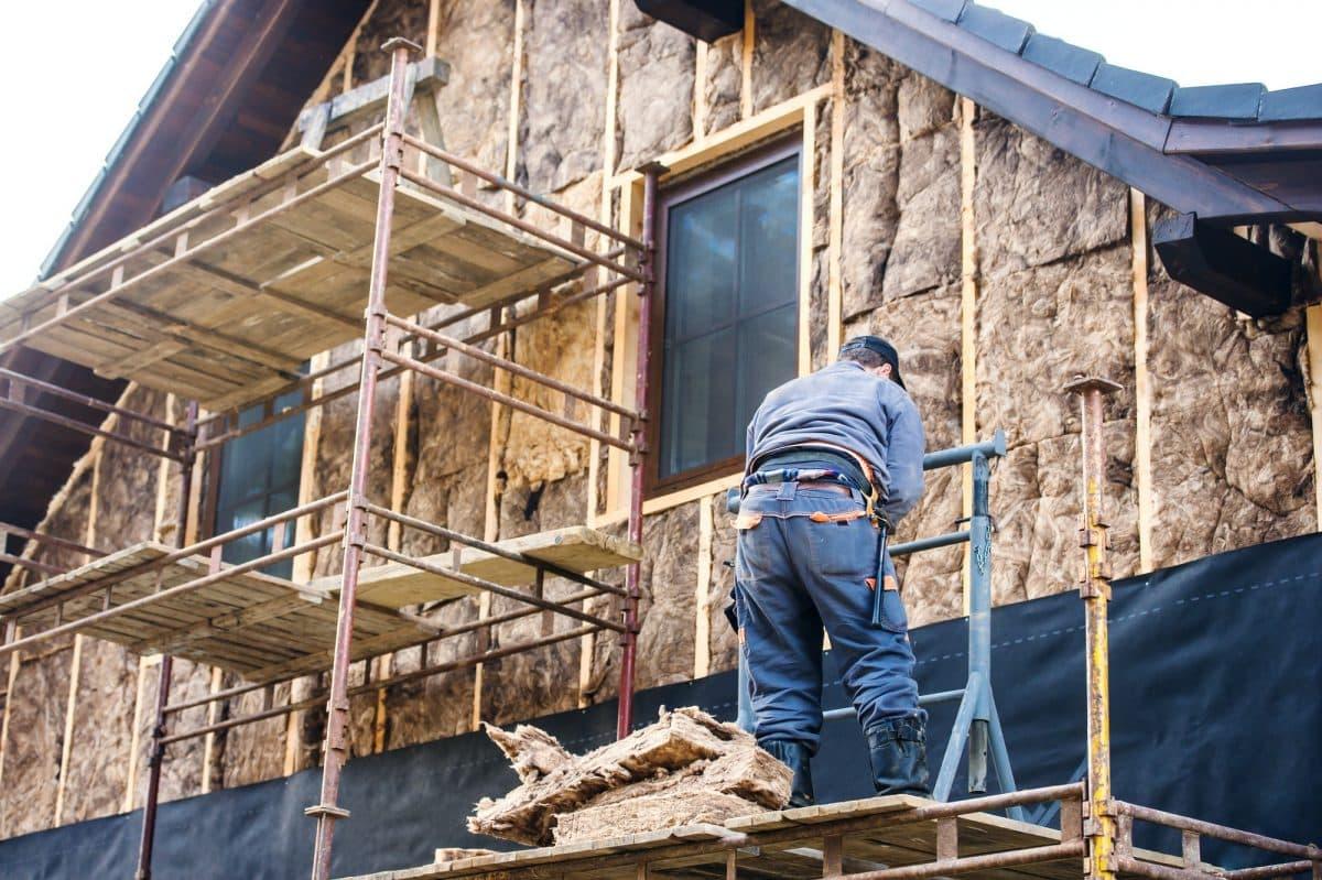 rénovation façade maison ancienne