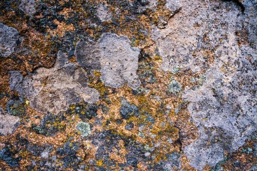 mur humide enterré à isoler